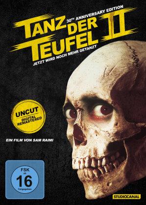 Tanz der Teufel 2 (1987) (Digital Remastered, Edizione 30° Anniversario, Uncut)