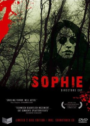 Sophie (2007) (Director's Cut, Limited Edition, Uncut, DVD + CD)