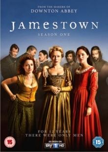 Jamestown - Season 1 (3 DVD)