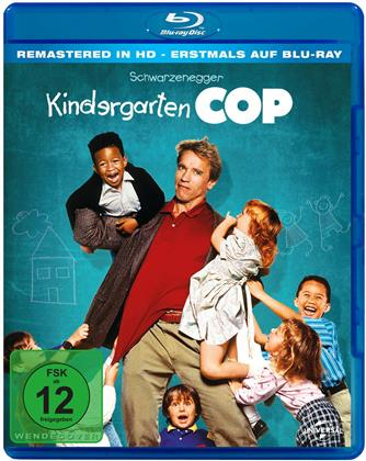 Kindergarten Cop (1990) (Remastered)