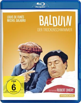 Louis de Funès - Balduin, der Trockenschwimmer (1967)