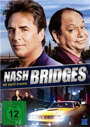 Nash Bridges - Staffel 1 (2 DVDs)