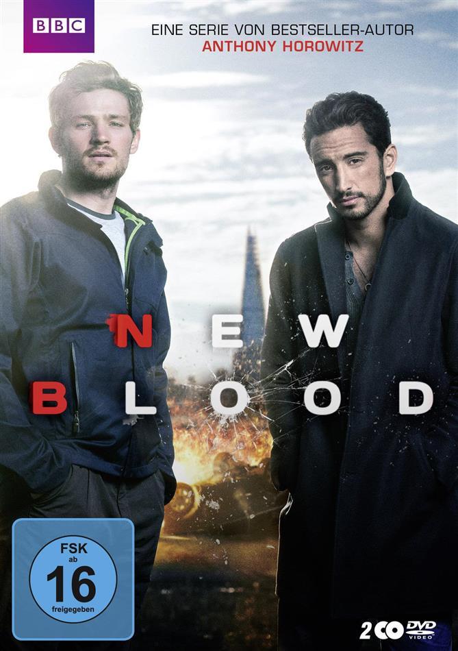 New Blood (BBC, 2 DVDs)