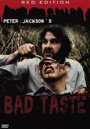 Bad Taste (1987) (Red Edition Reloaded, Kleine Hartbox, Uncut)