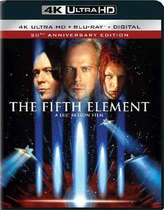 The Fifth Element (1997) (20th Anniversary Edition, 4K Ultra HD + Blu-ray)
