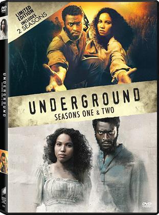 Underground - Season 1 & 2 (6 DVD)