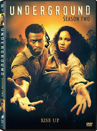 Underground - Season 2 (3 DVD)