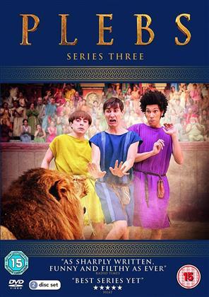 Plebs - Series 3 (2 DVDs)