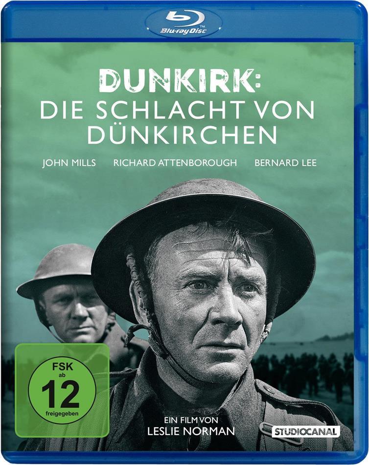 Dunkirk - Die Schlacht von Dünkirchen (1958) (s/w)