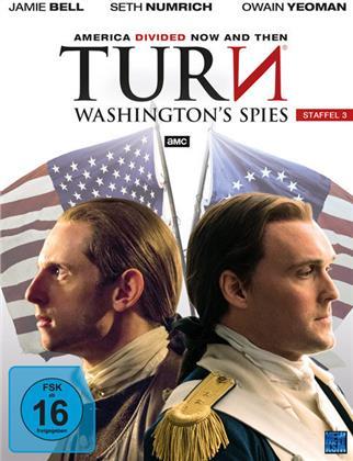 Turn - Washington's Spies - Staffel 3 (4 DVDs)