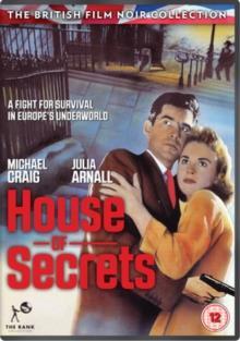 House of Secrets (1956) (The British Film Noir Collection)