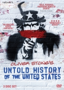 Oliver Stone's Untold History Of The United States (3 DVDs)