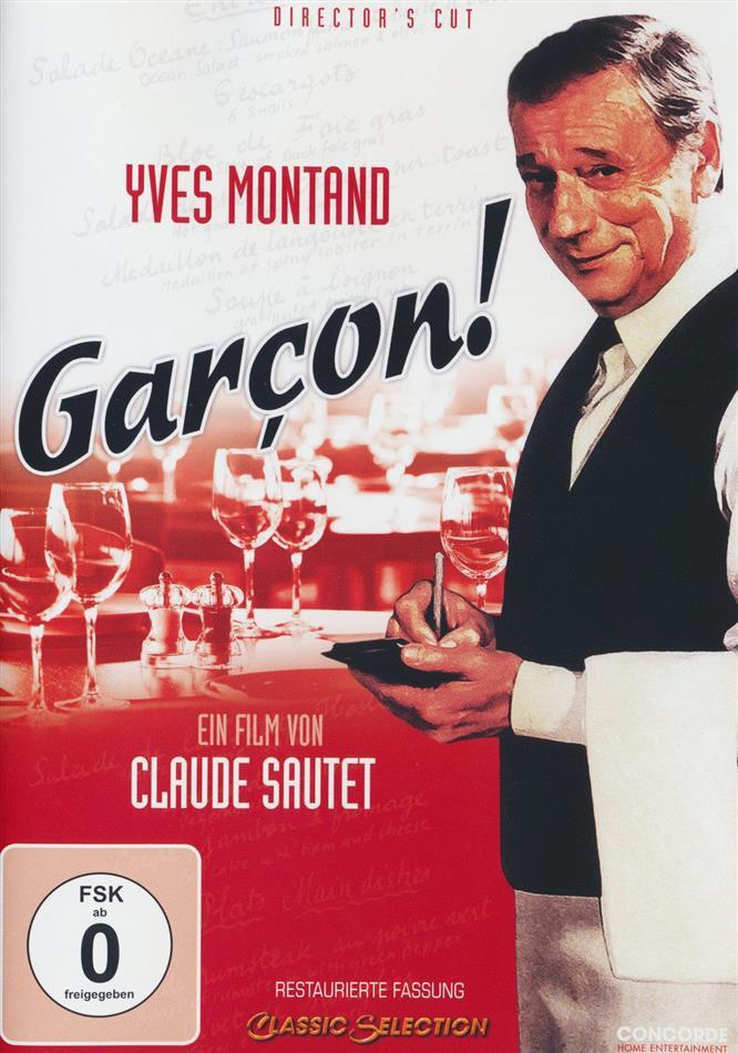 Garçon! (1983) (Classic Selection, Director's Cut, Restaurierte Fassung)