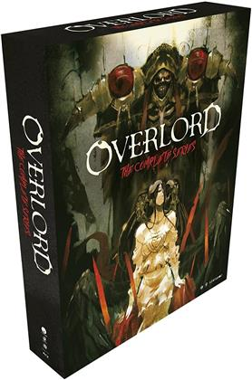 Overlord - The Complete Series (Collector's Edition, 2 Blu-rays)