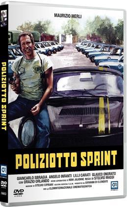 Poliziotto sprint (1977) (Titanus)