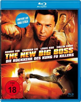The New Big Boss - Die Rückkehr des Kung Fu Killer (1997) (Limitiert)