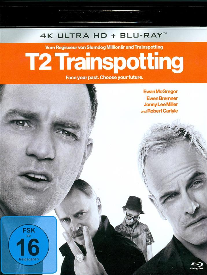 T2 Trainspotting (2017) (4K Ultra HD + Blu-ray)