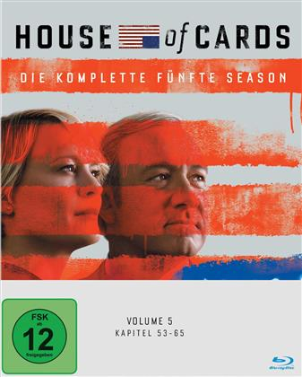 House of Cards - Staffel 5 (Digibook, 4 Blu-ray)