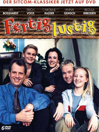 Fertig Lustig (Gesamtausgabe, 6 DVDs)