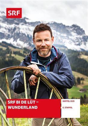 SRF bi de Lüt - Wunderland - Staffel 6 - SRF Dokumentation (2 DVDs)