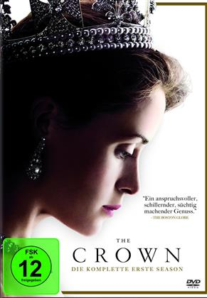 The Crown - Staffel 1 (4 DVDs)