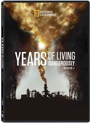 Years of Living Dangerously - Season 2 (3 DVD)