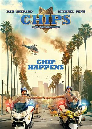 Chips - Law And Disorder (2017)