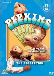 Pipkins - The Collection (10 DVDs)