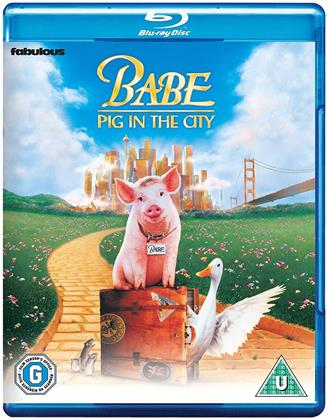 Babe 2 - Pig in the City (1998)