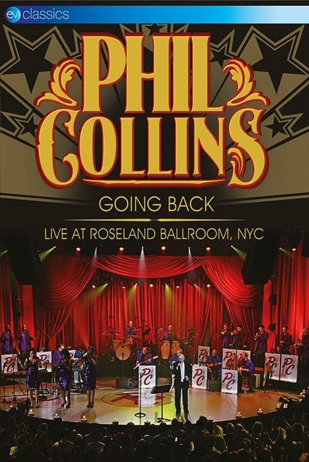 Collins Phil - Going Back - Live at Roseland Ballroom, NYC (EV Classics)