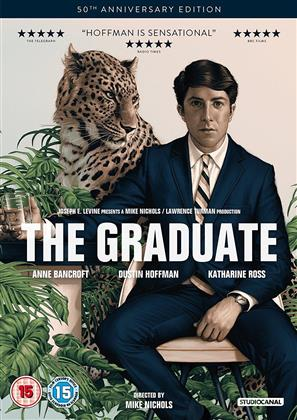 The Graduate (1967) (50th Anniversary Edition, 2 DVDs)