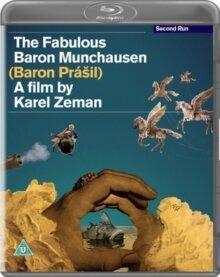 The Fabulous Baron Munchausen (1962)