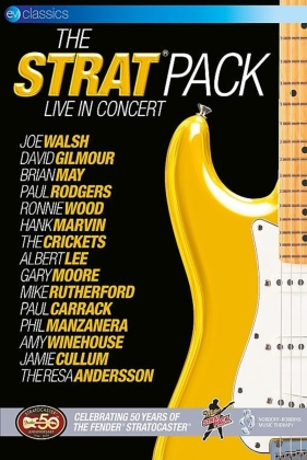 Various Artists - The Strat Pack - Live In Concert (EV Classics)