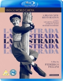 La Strada (1954) (Vintage World Cinema, n/b)