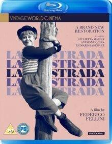 La Strada (1954) (Vintage World Cinema, s/w)