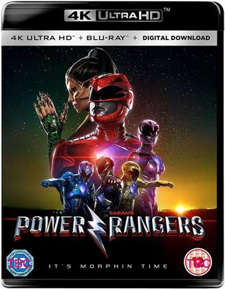 Power Rangers (2017) (4K Ultra HD + Blu-ray)