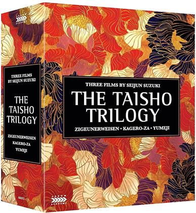 The Taisho Trilogy (Limited Edition, 3 Blu-rays + 3 DVDs)