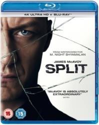 Split (2016) (4K Ultra HD + Blu-ray)