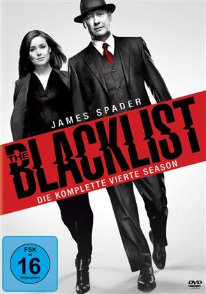 The Blacklist - Staffel 4 (6 DVDs)