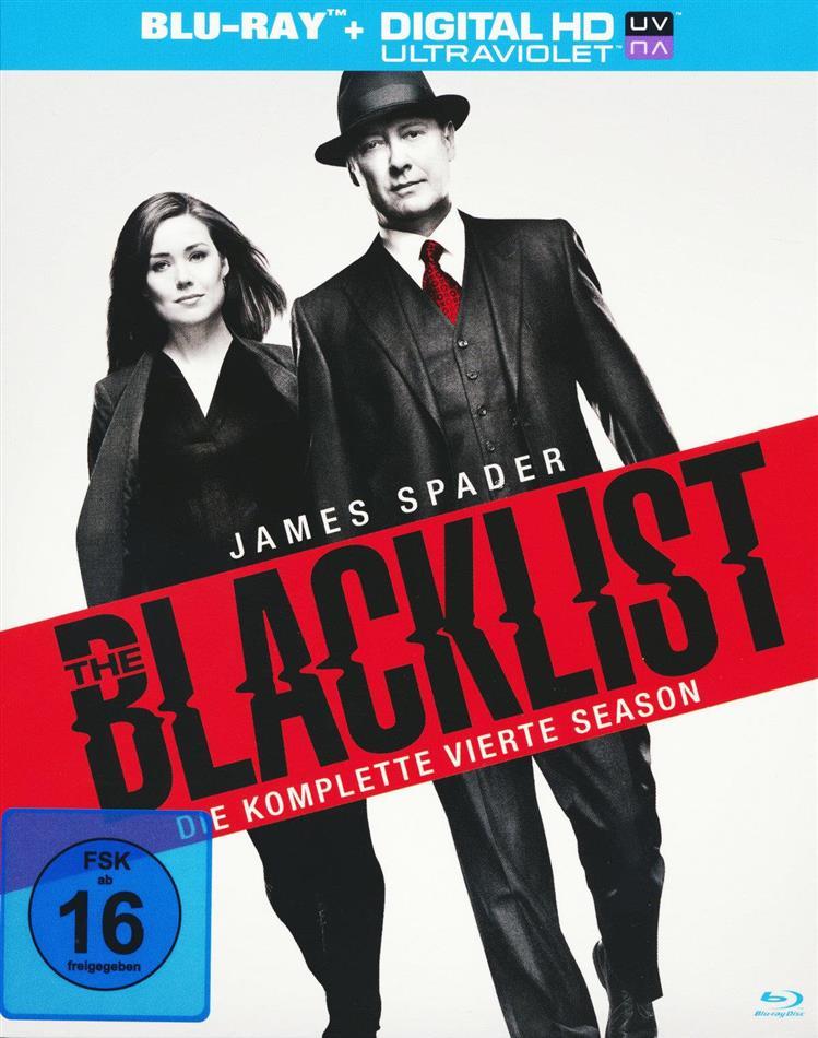 The Blacklist - Staffel 4 (6 Blu-rays)