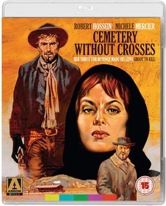 Cemetery without Crosses (1969) (Blu-ray + DVD)