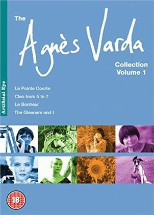 The Agnes Varda Collection - Vol. 1 (4 DVDs)