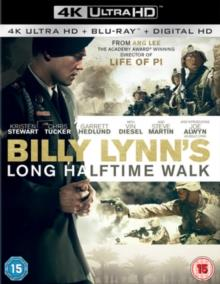 Billy Lynn's Long Halftime Walk (2016) (4K Ultra HD + Blu-ray)
