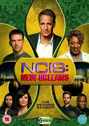 NCIS: New Orleans - Season 2 (6 DVDs)