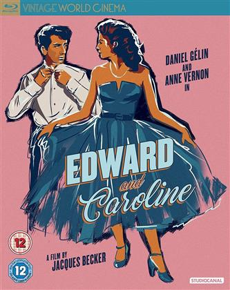 Edward And Caroline (1951) (Vintage World Cinema, n/b)