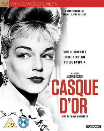 Casque D'or (1952) (Vintage World Cinema, n/b)