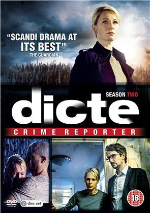 Dicte - Crime Reporter - Season 2 (2 DVDs)