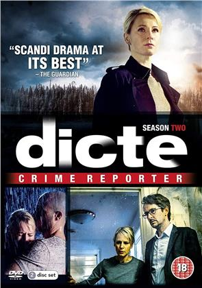 Dicte - Crime Reporter - Season 2 (2 DVD)