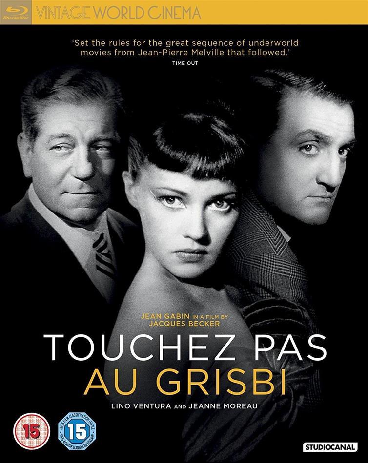 Touchez Pas Au Grisbi (1954) (Vintage World Cinema, s/w)