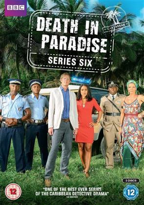 Death In Paradise - Season 6 (3 DVDs)
